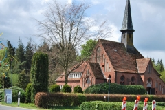 Maibaum-Kirche-Kopie